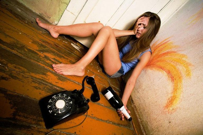 Женский алкоголизм - миф?