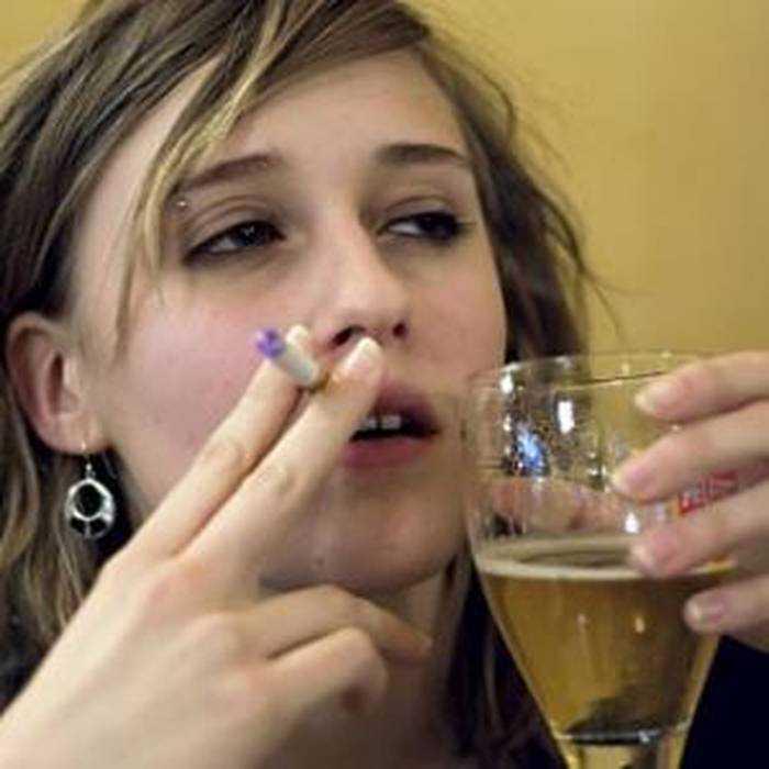 как женщине перестать пить